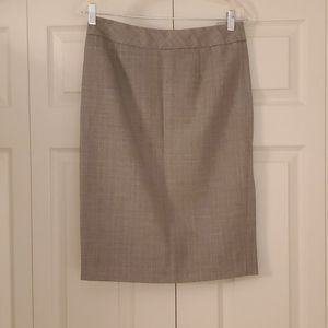 Pendleton 100 % virgn wool pencil skirt